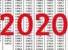 Die Gehaltstabellen 2020