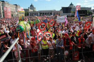 Europäische GÖD: Solidarität mit österreichischer Gewerkschaft im Kampf gegen 60-Stunden-Woche und Zerschlagung der Sozialversicherung