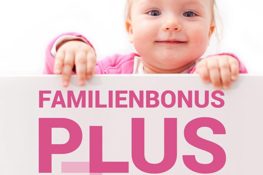 ÖGB-Infobroschüre Familienbonus Plus