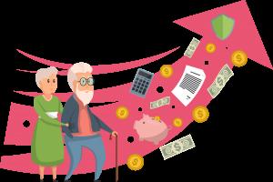 Info zur Halbierung des Pensionsversicherungsbeitrags