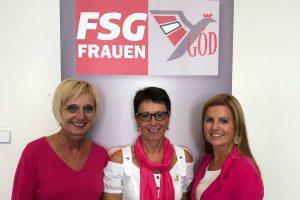 5. Wiener Damenwiesn: FSG-GÖD Frauen im Einsatz gegen Brustkrebs