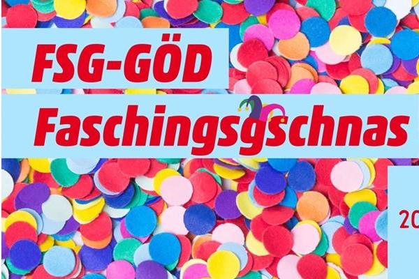 20.02.2020: FSG-GÖD Faschingsgschnas