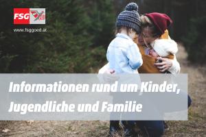 COVID-19: Informationen für Familien