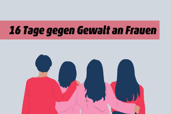 FSG-GÖD zu 16 Tagen gegen Gewalt an Frauen