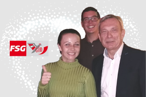Neue FSG-GÖD Jugend Doppelspitze