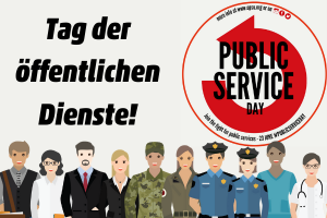 Tag der öffentlichen Dienste