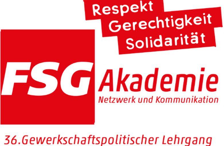 Der 36. gewerkschaftspolitische Lehrgang der FSG Akademie
